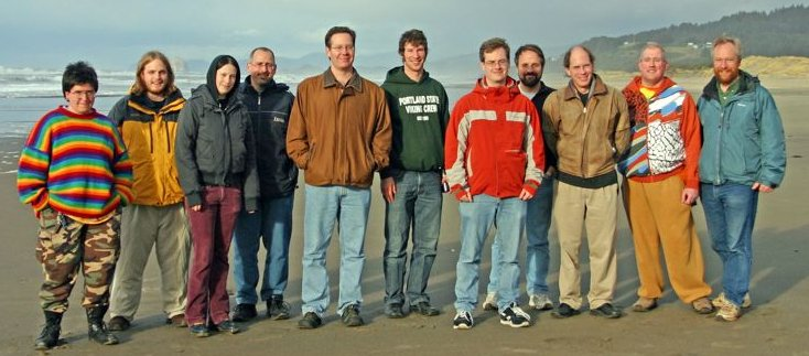 Our group, Dec 2007